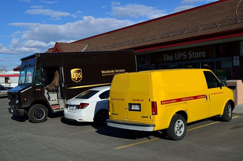 UPS to begin testing new truck equipped with a hydrogen fuel cell system