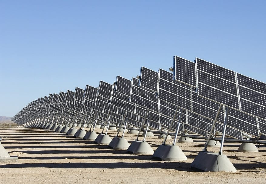 Solar energy may begin to surge in Nevada