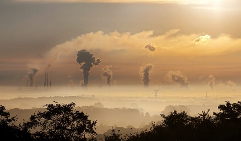 Solar energy is suffering in India due to air pollution