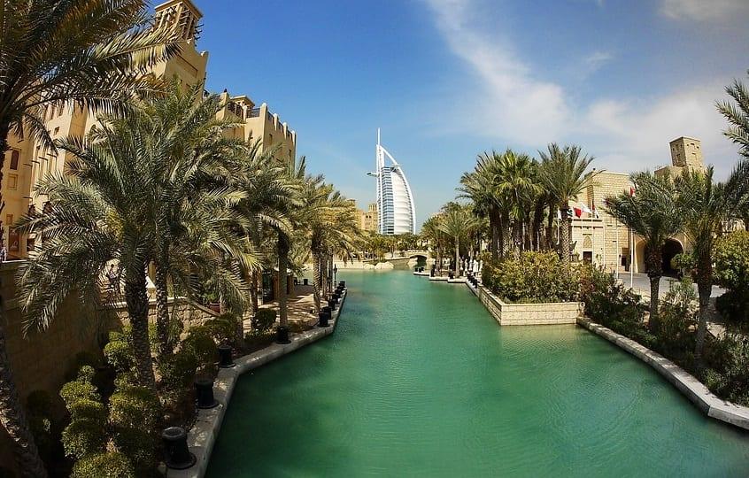 Solar energy is gaining ground in Dubai