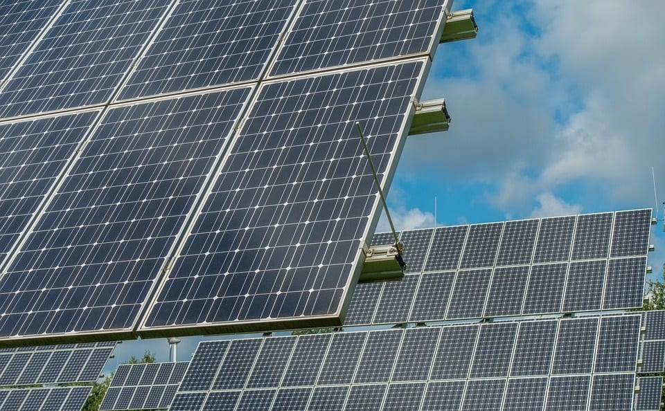 China is boosting it's focus on solar farms