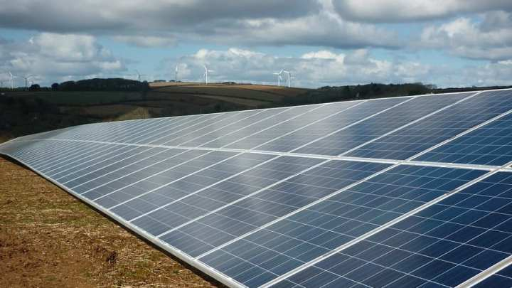 Developers propose plans for UK's largest solar energy system