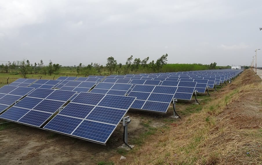 New solar panel recycling plant recovers valuable materials