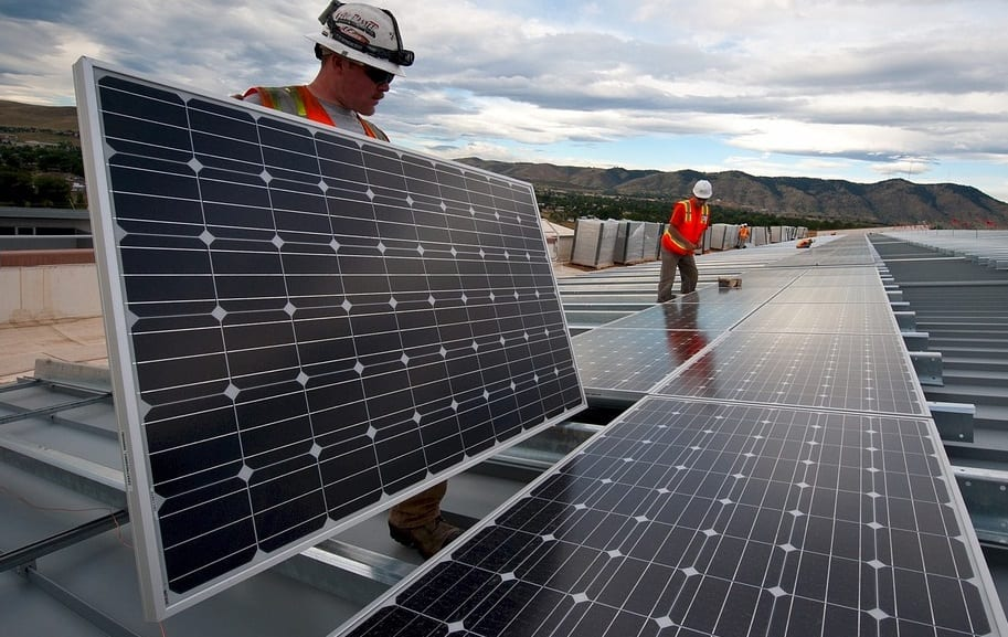 Sembcrop and SP have high hopes for new solar panel recycling tech