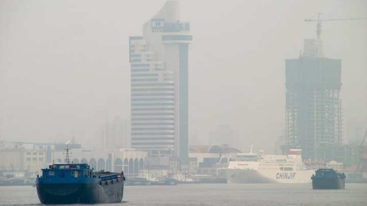 More fuel cell vehicles in China could help combat air pollution problems