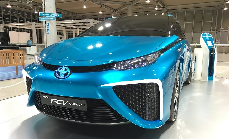 Toyota believes in the future of hydrogen fuel transportation