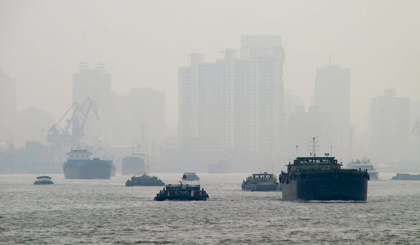 Reduced smog could improve solar energy production in China