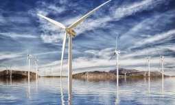 US offshore wind power - Wind turbines in water