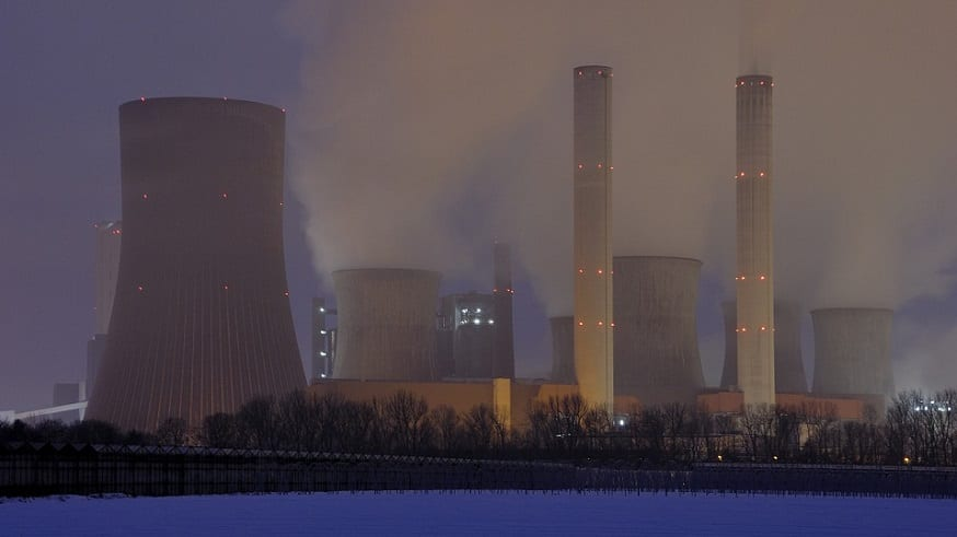Coal power pollution higher than EPA safety standards, report.