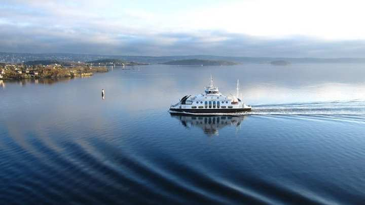 Norway's working on world's first conversion of a hydrogen hybrid ferry