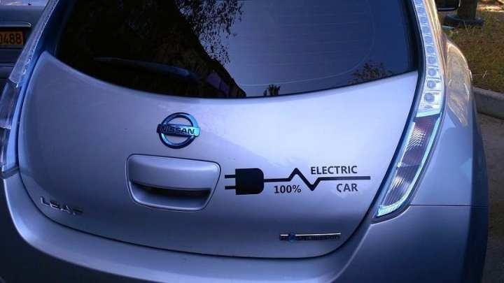 Nissan Leaf reaches important EV milestone