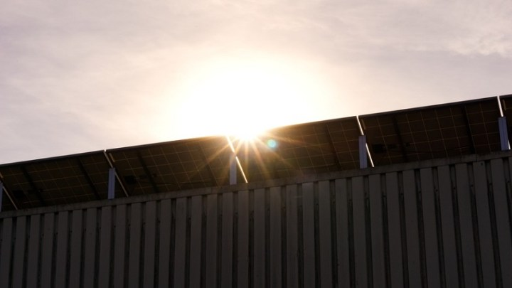 Artificial intelligence technology improves accuracy of solar