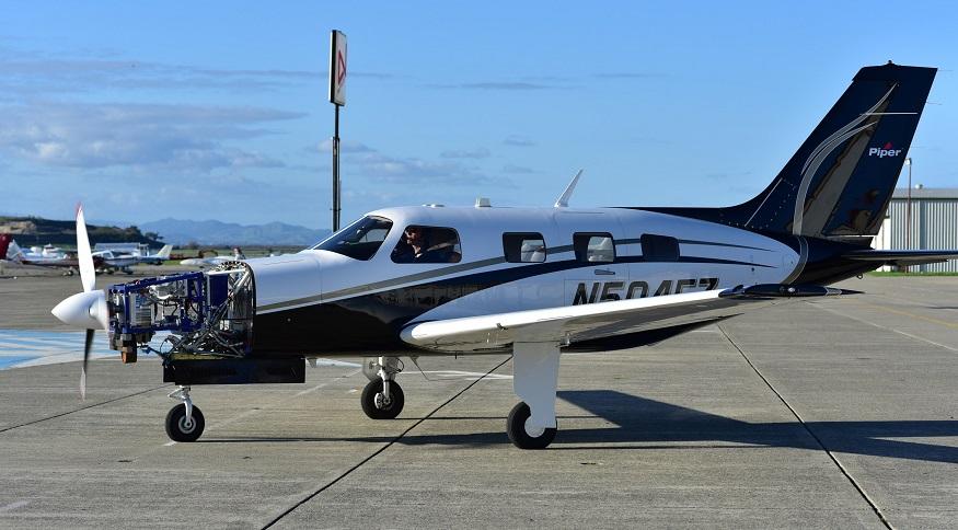 ZeroAvia reveals its impressive zero-emission hydrogen fuel airplane technology