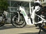 Hydrogen fuel cell bike - Pragma Industries - YouTube