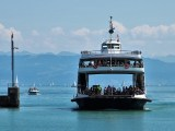 marine fuel cells - ferry ship on water