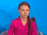 Greta Thunberg speaks at 2019 UN Climate Action Summit - CBC YouTube