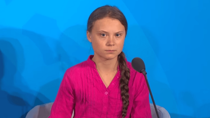 Greta Thunberg berates world leaders at UN Climate Action Summit