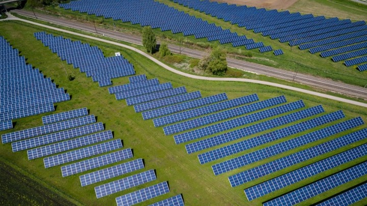 Global supplies of renewably sourced electricity to more than double by 2024