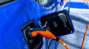 EV market - Electric car charging
