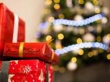 eco-friendly Christmas - Christmas gifts and Christmas tree