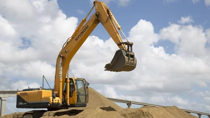 Hydrogen fuel excavators are Hyundai Construction's next big development project