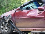 Hydrogen Fuel Cell Vehicles safety - car crash