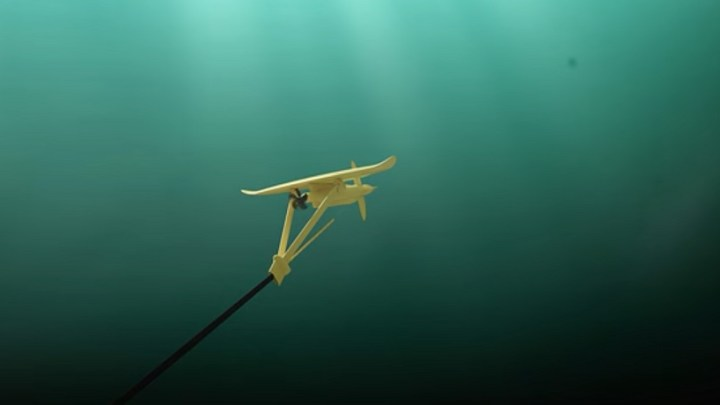 Atlantic archipelago to include tidal kite technology in its energy mix
