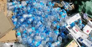 PET Recycling Tech - Plastic Trash