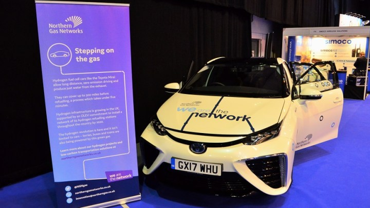 Two UK GDNs considering new fleet of zero-emission hydrogen vehicles