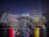 Hydrogen production project - handshake - business - shanghai