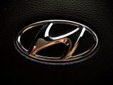 Hyundai hydrogen trucks - Hyundai symbol