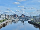 Geothermal power potential - Glasgow