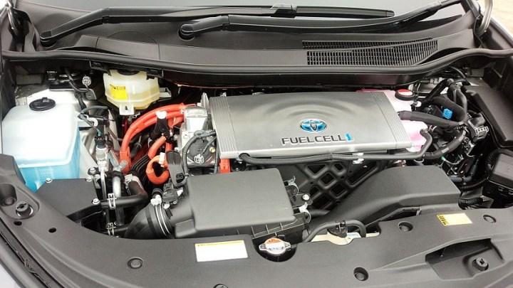Mirai redesign underscores Toyota's commitment to hydrogen fuel