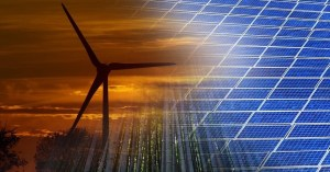 Renewable energy projects - wind, solar, bamboo, green