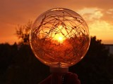 Solar Tubes - Image of light bulb and sunlight