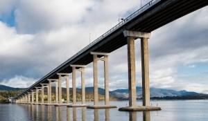 Tasmanian hydrogen - Bridge in Tasmania