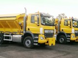 ULEMCo Hydrogen fuelled gritters