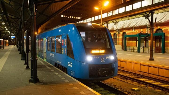 Alstom's Coradia iLint hydrogen train successful test results published
