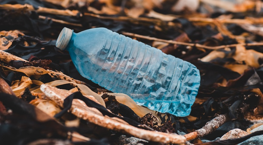 Plastic eating super-enzyme consumes bottles 6 times faster