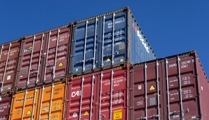 Hydrogen fuel cell modules - shipping containers