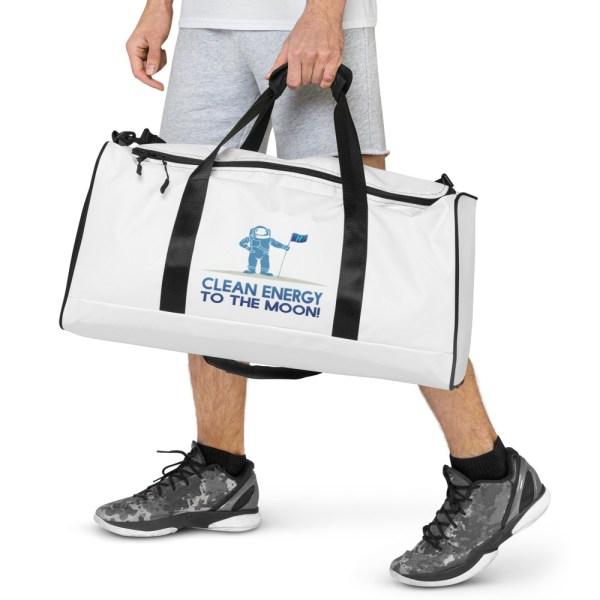 Duffle Gym Bag 1