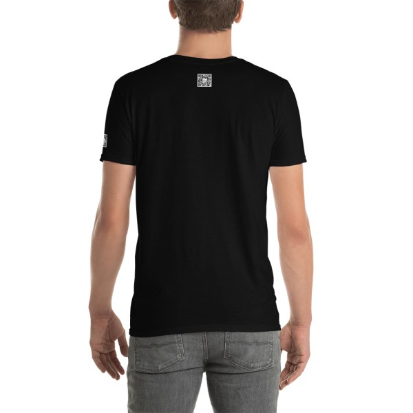Hydrogen Everything Flows Short-Sleeve Unisex T-Shirt 16