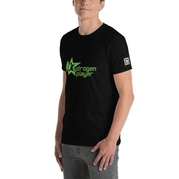 Hydrogen Player Short-Sleeve Unisex T-Shirt 6