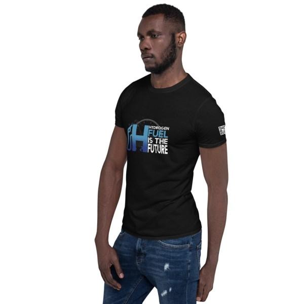 Hydrogen Future Short-Sleeve Unisex T-Shirt 11