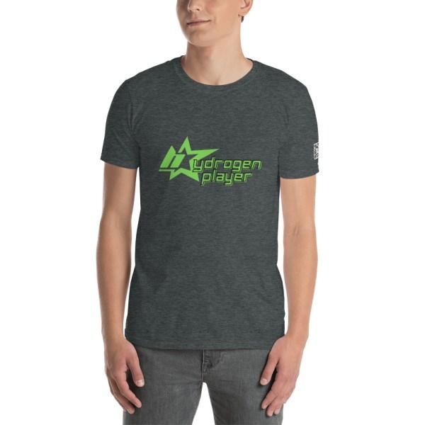 Hydrogen Player Short-Sleeve Unisex T-Shirt 10