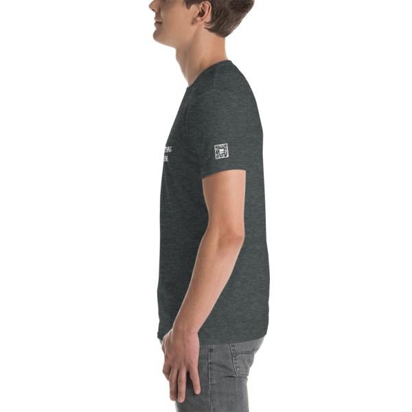 Hydrogen Everything Flows Short-Sleeve Unisex T-Shirt 23