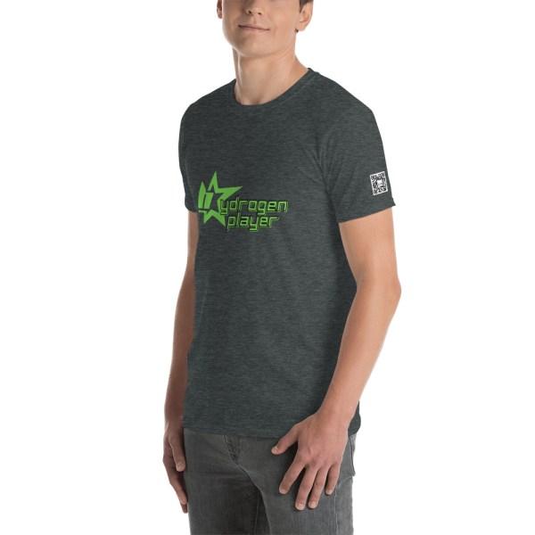 Hydrogen Player Short-Sleeve Unisex T-Shirt 12