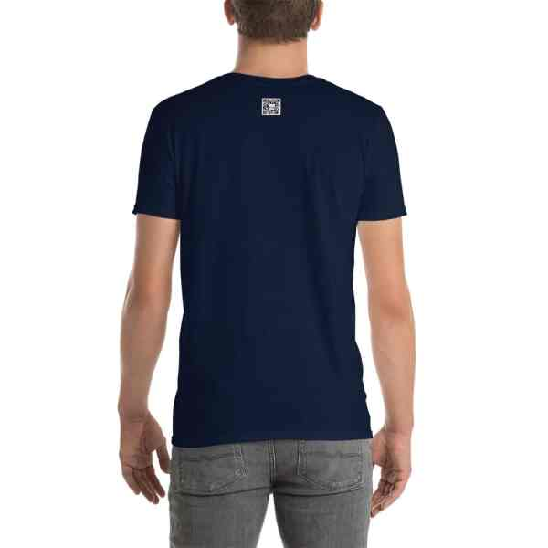 Hydrogen Everything Flows Short-Sleeve Unisex T-Shirt 8