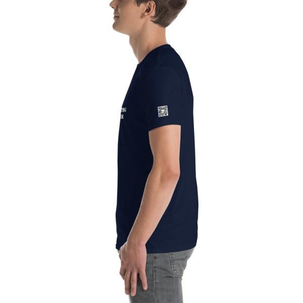 Hydrogen Everything Flows Short-Sleeve Unisex T-Shirt 20