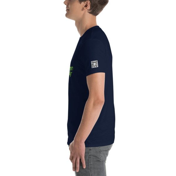 Hydrogen Player Short-Sleeve Unisex T-Shirt 8